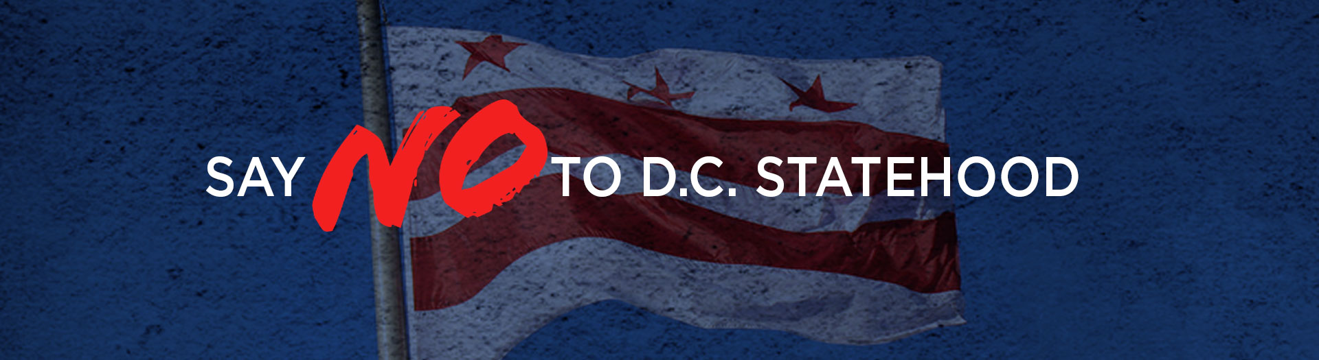 Say no to DC statehood