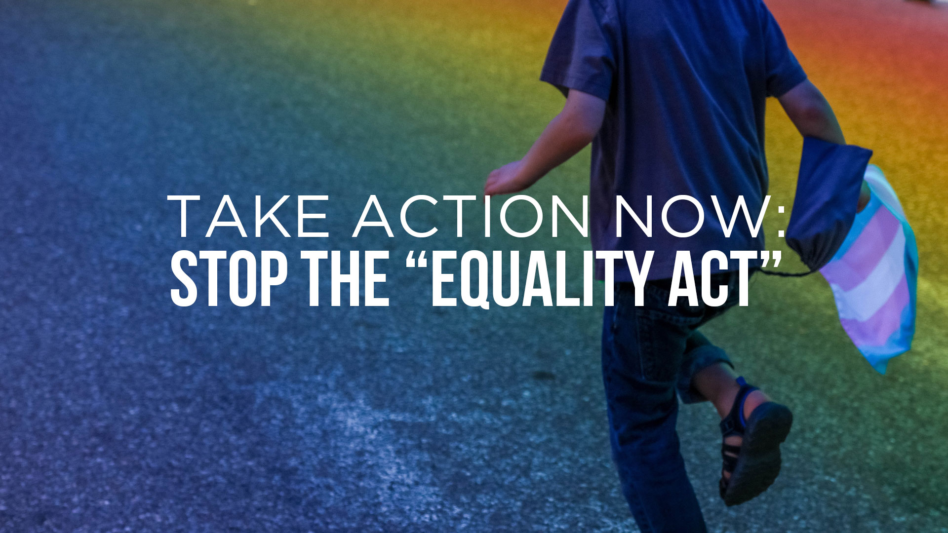 stop the Equality Act